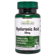 Natures Aid Hyaluronic Acid - 60 x 50mg Capsules