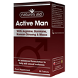 Natures Aid Active Man - Sexual Wellness - 60 Tablets