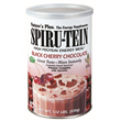 Natures Plus Spirutein Black Cherry Chocolate - 510g