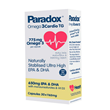 Paradox Omega 3Cardio TG - 30 x 1165mg Capsules - Best before date is 31st January 2020