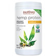 Nutiva Organic Vanilla Hemp Protein Shake Superfood - 454g Powder