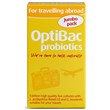 OptiBac Probiotics For Travelling Abroad- 60 Capsules