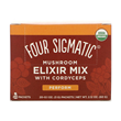 Cordyceps Mushroom Elixir Mix with Ginseng - 20 Packets