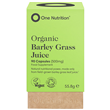 One Nutrition Organic Barley Grass - 90 x 500mg Capsules