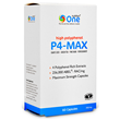 One Nutrition P4 Max - High Polyphenol - 60 Capsules