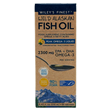 Wiley`s Finest Wild Alaskan Fish Oil - Omega-3 - 250ml
