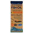 Wiley`s Finest Orange Burst Wild Alaskan Fish Oil - 250ml