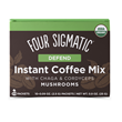 Mushroom Coffee Mix with Chaga & Cordyceps - 10 Packets