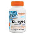 Omega 7 featuring Provinal - 60 x 210mg Softgels - Best before date is 31st December 2017