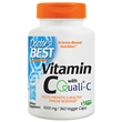 Best Vitamin C featuring Quali-C- 360 x 1000mg Vegicaps