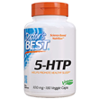 Best 5-HTP - 180 x 100mg Vegicaps