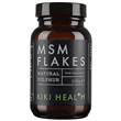 KIKI Health MSM Flakes - Natural Sulphur - 100g