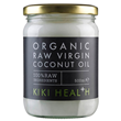 KIKI Organic Raw Virgin Coconut Oil - 100% Raw - 500ml