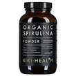 KIKI Health Organic Spirulina - 100% Raw - 200g Powder