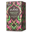 Pukka Teas Peppermint & Licorice - 20 Teabags x 4 Pack
