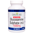 Natures Aid Glucosamine Sulphate - 90 x 1500mg Tablets