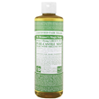 Dr Bronner`s 18-in-1 Green Tea Liquid Soap - 237ml