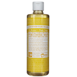 Dr Bronner`s 18-in-1 Organic Citrus Orange Castile Liquid Soap 473ml