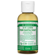 Dr Bronner`s 18-in-1 Organic Almond Castile Liquid Soap 60ml