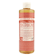 Dr Bronner`s 18-in-1 Organic Eucalyptus Castile Liquid Soap 118ml