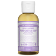Dr Bronner`s 18-in-1 Organic Lavender Castile Liquid Soap 60ml