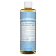 Dr Bronner`s Baby-Mild Unscented Castile Soap - 473ml