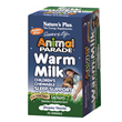 Natures Plus Animal Parade Warm Milk Sleep Support 30 Chewable Tablets