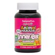 Nature`s Plus Animal Parade Inner Ear Support - 90 Chewable Tablets
