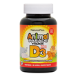 Natures Plus Animal Parade Vitamin D3 500iu 90 Chewable Tablets