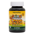 Natures Plus Animal Parade Omega 3/6/9 Junior 90 Softgels