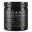 KIKI Health Raw Organic Carob Powder - Substitute For Chocolate - 350g