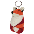 Aroma Home Knitted Fox Key Ring