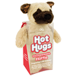 Aroma Home Hot Hugs - Microwaveable Hottie - Pug