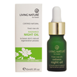 Living Nature Radiance Night Oil - Finest Rose Oils - 10ml