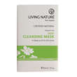 Living Nature Deep Cleansing Mask - Halloysite Clay - 50ml