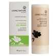 Living Nature Hydrating Gel Mask - 50ml