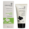 Living Nature Ultra Nourishing Mask - Active Manuka Honey - 50ml