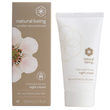natural being Manuka Honey Night Cream - Normal Skin - 50ml - Best before date is 31st January 2019