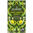 Pukka Teas Clean Matcha Green - 20 Teabags x 4 Pack