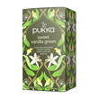 Pukka Teas Sweet Vanilla Green - 20 Teabags x 4 Pack