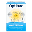 OptiBac Probiotics Babies and Children - 90 Sachets