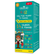 Natures Aid Kidz Multi-Vitamin & Minerals - 150ml