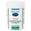 LIV-D - Liver Support Complex - 60 Vegicaps
