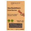Erbology Organic Sea Buckthorn Dried Berries - 100g