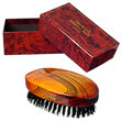 Hydrea London Military Hairbrush with Gloss finish