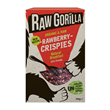 Raw Gorilla Organic Rawberry Crispies - 250g