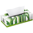 The Cheeky Panda 100% Bamboo Facial Tissue Flat Box - 80 Tissues