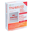 ThinkKrill Brain Function for Kids - 30 + 15 Capsules