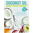 Lucy Coconut Oil - Nature`s Perfect Ingredient Cook Book