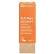 One Nutrition D3 Max Oral Spray - 4000iu - 30ml